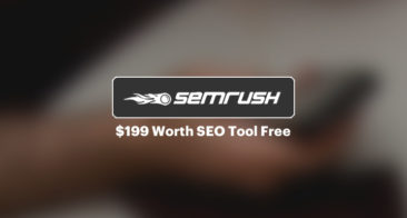 SEMRUSH Deal – 14 Days Free Trial Worth $199