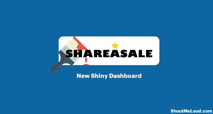 ShareASale's New Dashboard