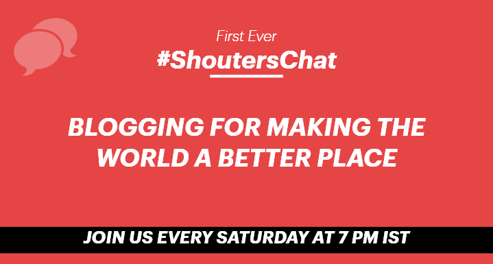 #ShoutersChat