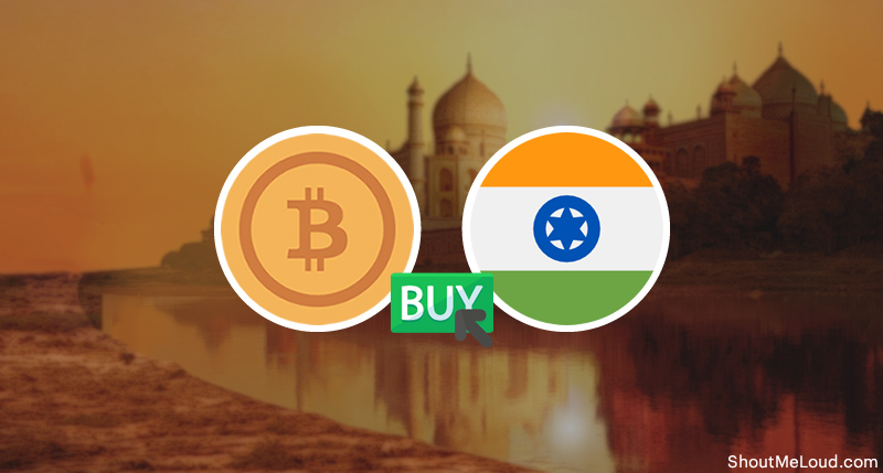 Buy Bitcoins in India