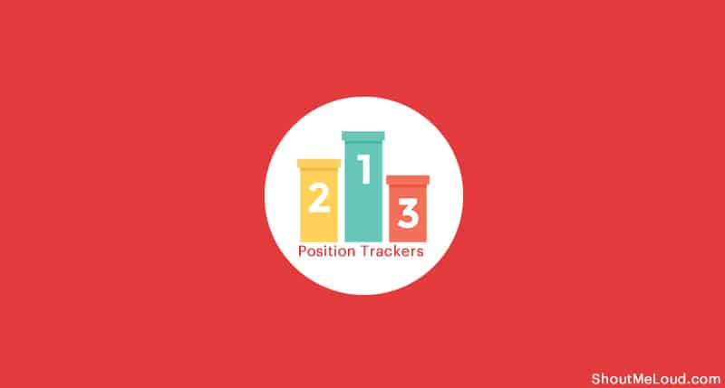 Best Position Trackers SEO Tools