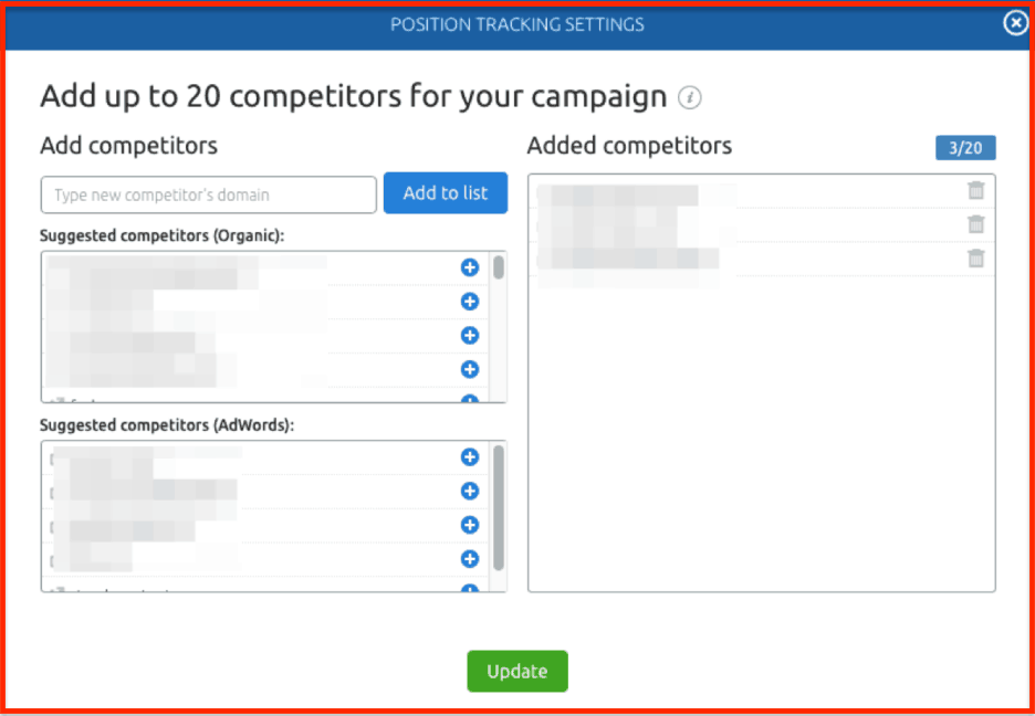 Competitor-analysis-with-SEMrush