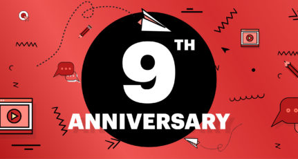 9 Years of Blogging – Evolution of The Biggest Blogging Community [ 🎉 Anniversary Post]