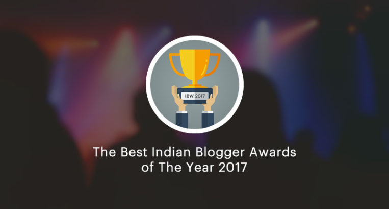 ShoutMeLoud Won The Best Indian Blogger Awards of The Year 2017