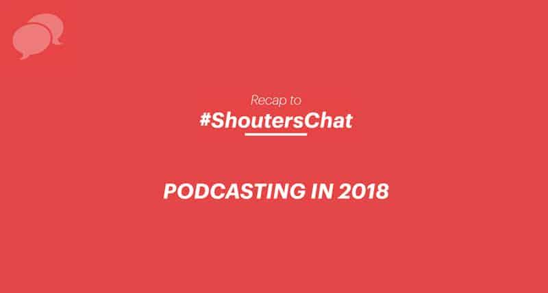 Podcasting in 2018