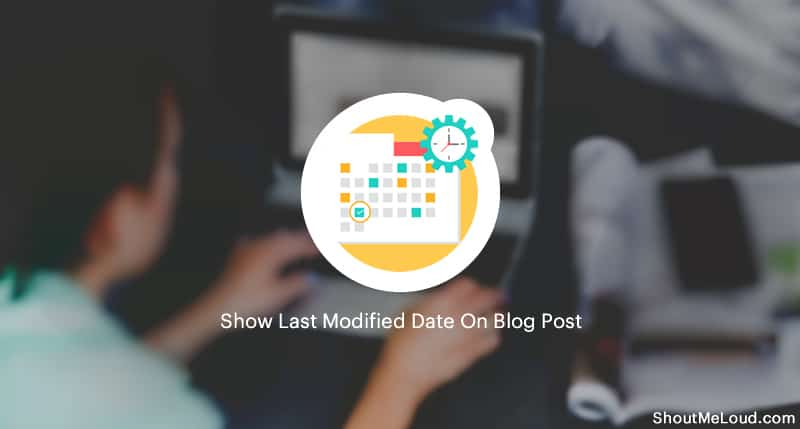 how to change the date on a wordpress post