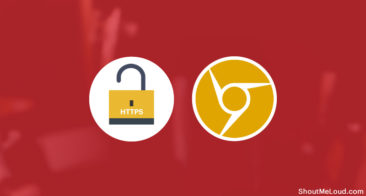 How To Find Non HTTPS Contents Of Your Website Using The Google Canary Browser