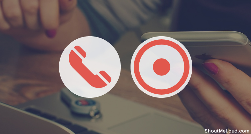 Record a Phone Call on iPhone