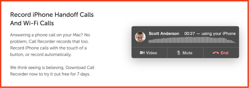 How To Record A Phone Call On An iPhone [Cellular & FaceTime]