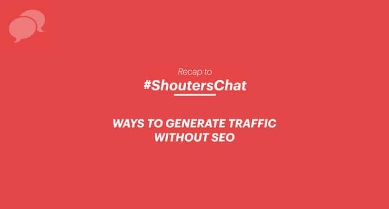 Ways to generate traffic without SEO