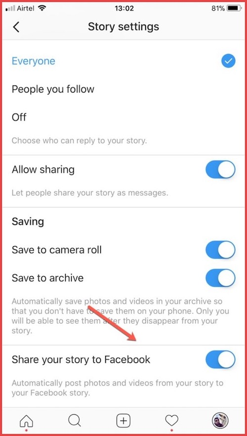 Wondering how to automatically post instagram stories on facebook share instagram stories to facebook ccuart Images