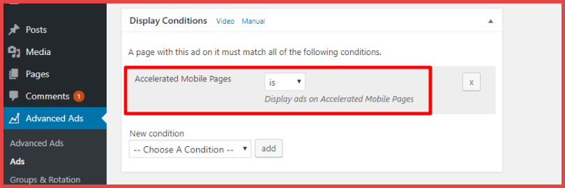Insert AdSense Ads In Google AMP Pages