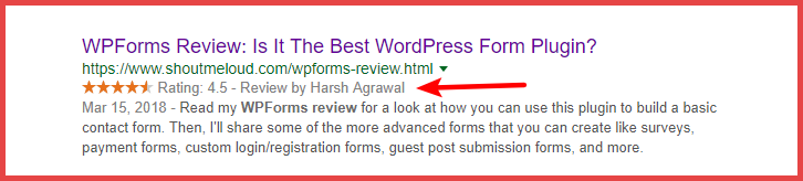 Get Star Rating Rich Snippets For Product Reviews