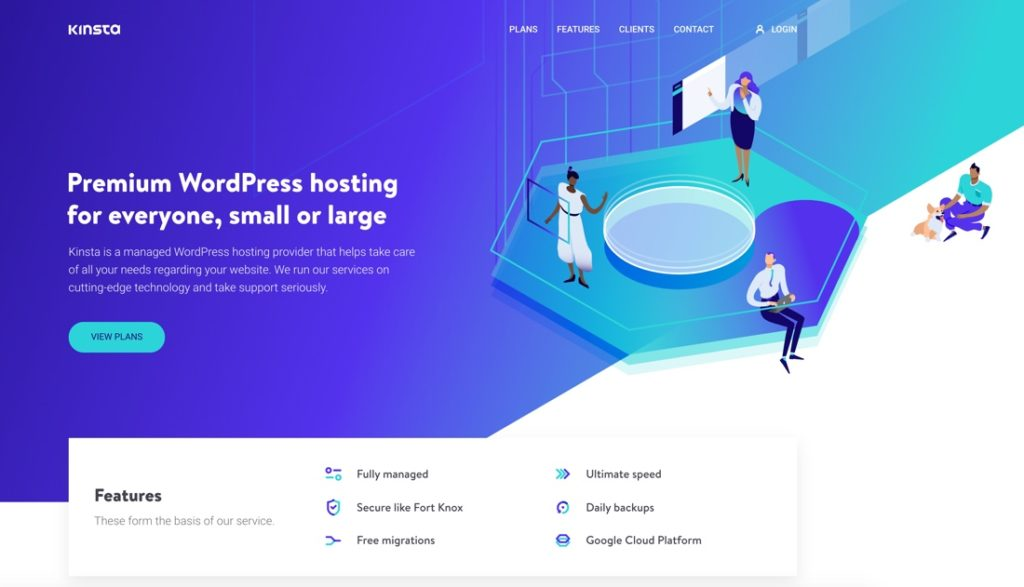 Hosting on Google Cloud