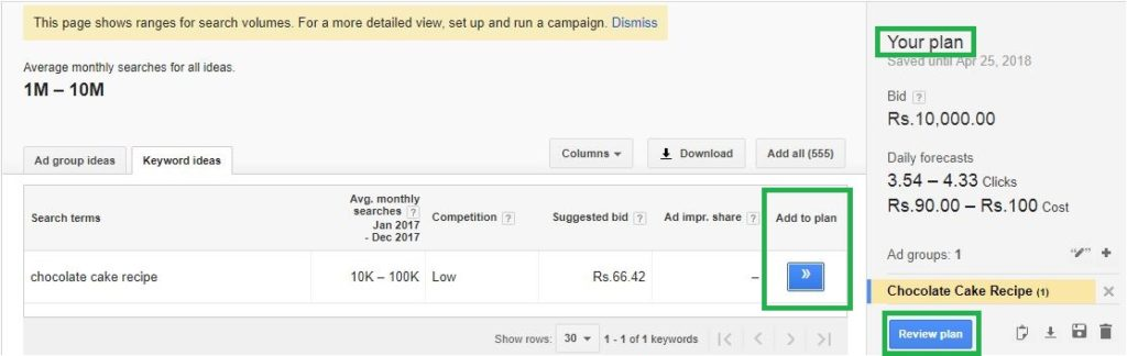 Ways To Find Exact Google Keyword Planner Search Volume
