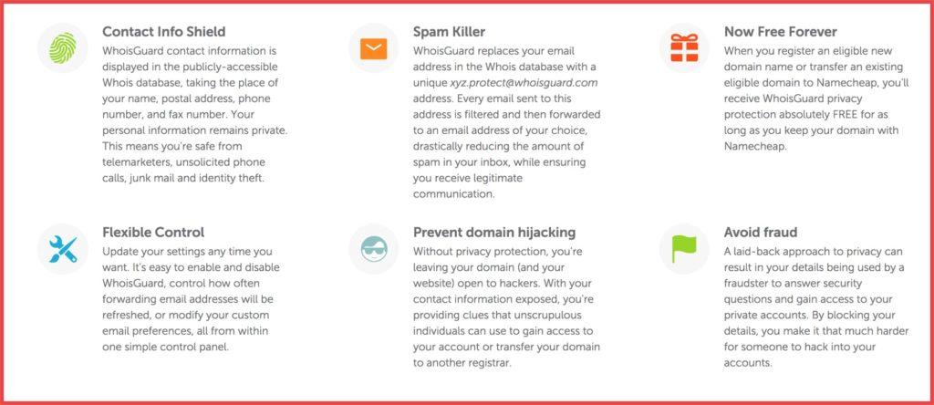 make domain private