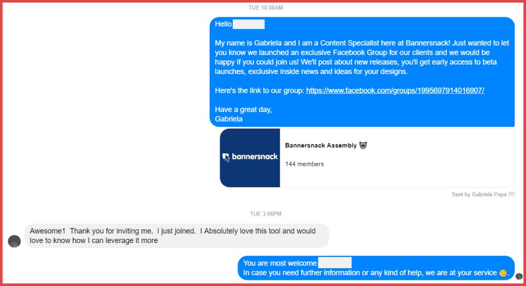facebook-group-messenger