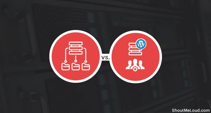 Shared Hosting vs Managed WordPress Hosting