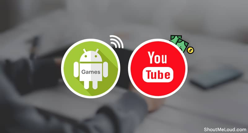 Stream Android Games To YouTube and Earn Money