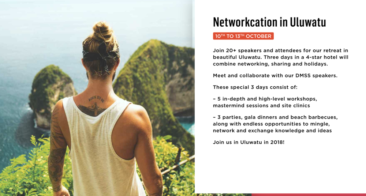 DMSS Bali 2018: Recap and Takeaways (Digital Marketing Skill Share)