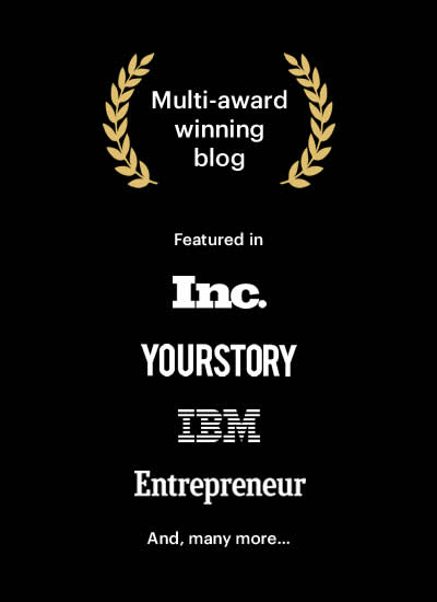 Featured In Many Blogs & Websites