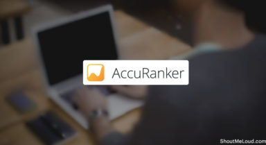 14-Day free Trial And $10 Accuranker Credit (Rank Tracker)