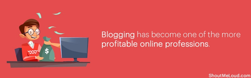 Profitable online profession