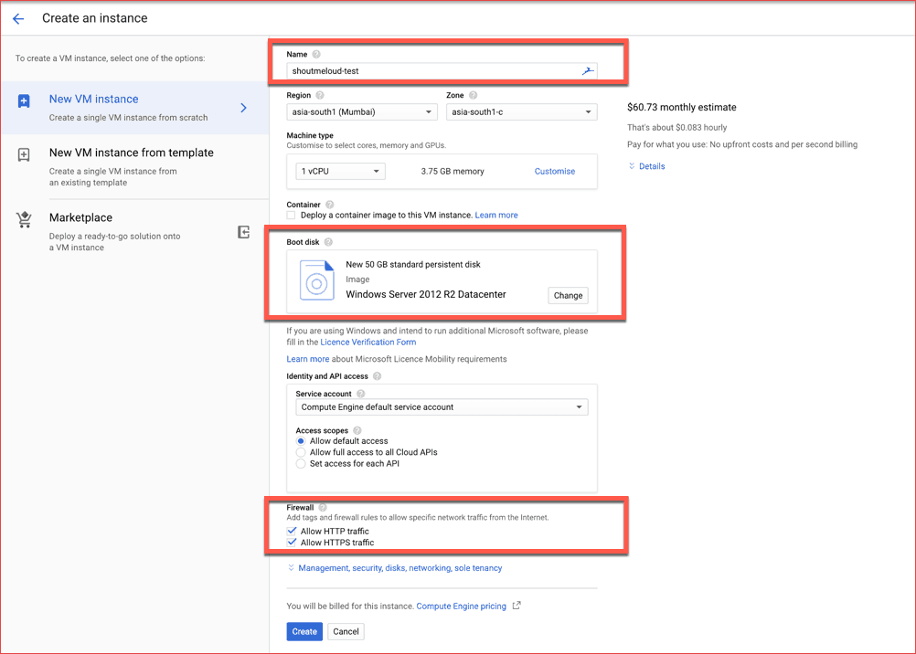 How To use Free Google VPS (Cloud) to Run Windows Server 12