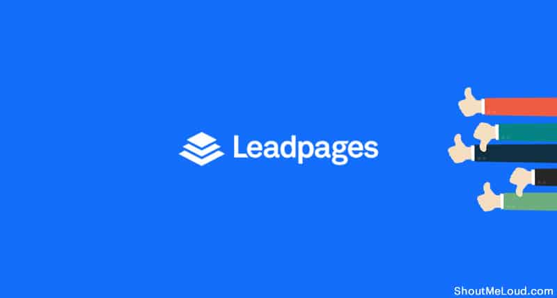 Blog On Leadpages
