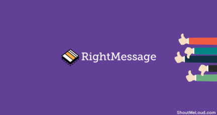 RightMessage Review: Add Personalization and Grow Your Digital Product