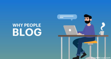 Top 14 Reasons Why People Blog