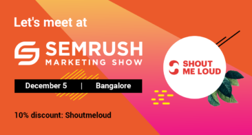 Join The BIGGEST Digital Marketing Conference in India EVER! (2019)