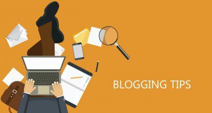33 Brilliant Blogging Tips & Tricks for Newbie Bloggers