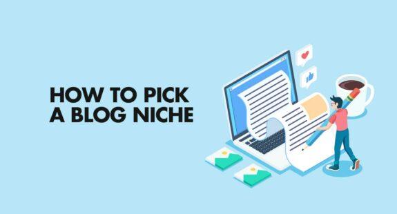 Pick A Blog Niche