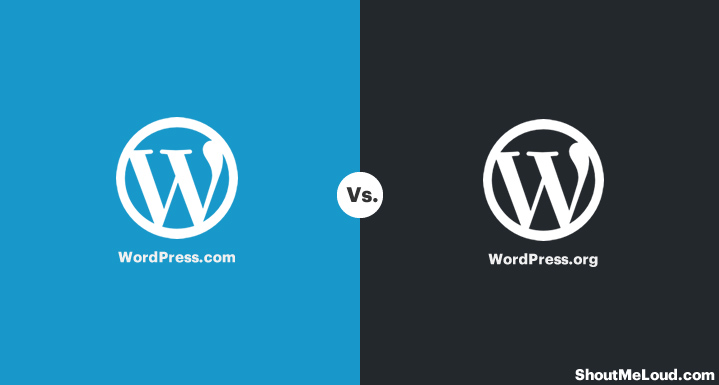 WordPress.com vs. WordPress