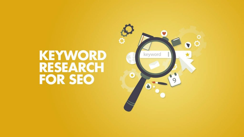keyword research for seo