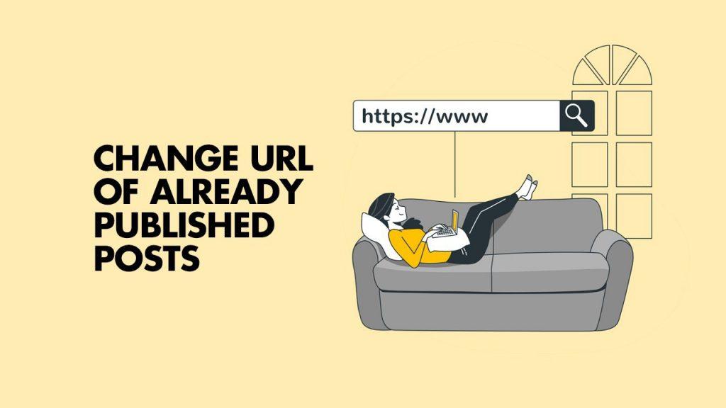 Change-post-url