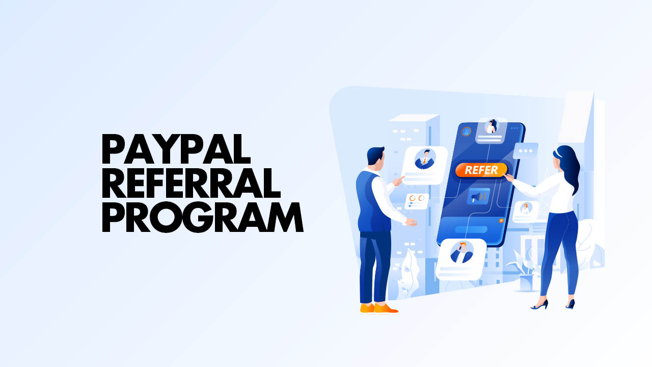Paypal Referral Program