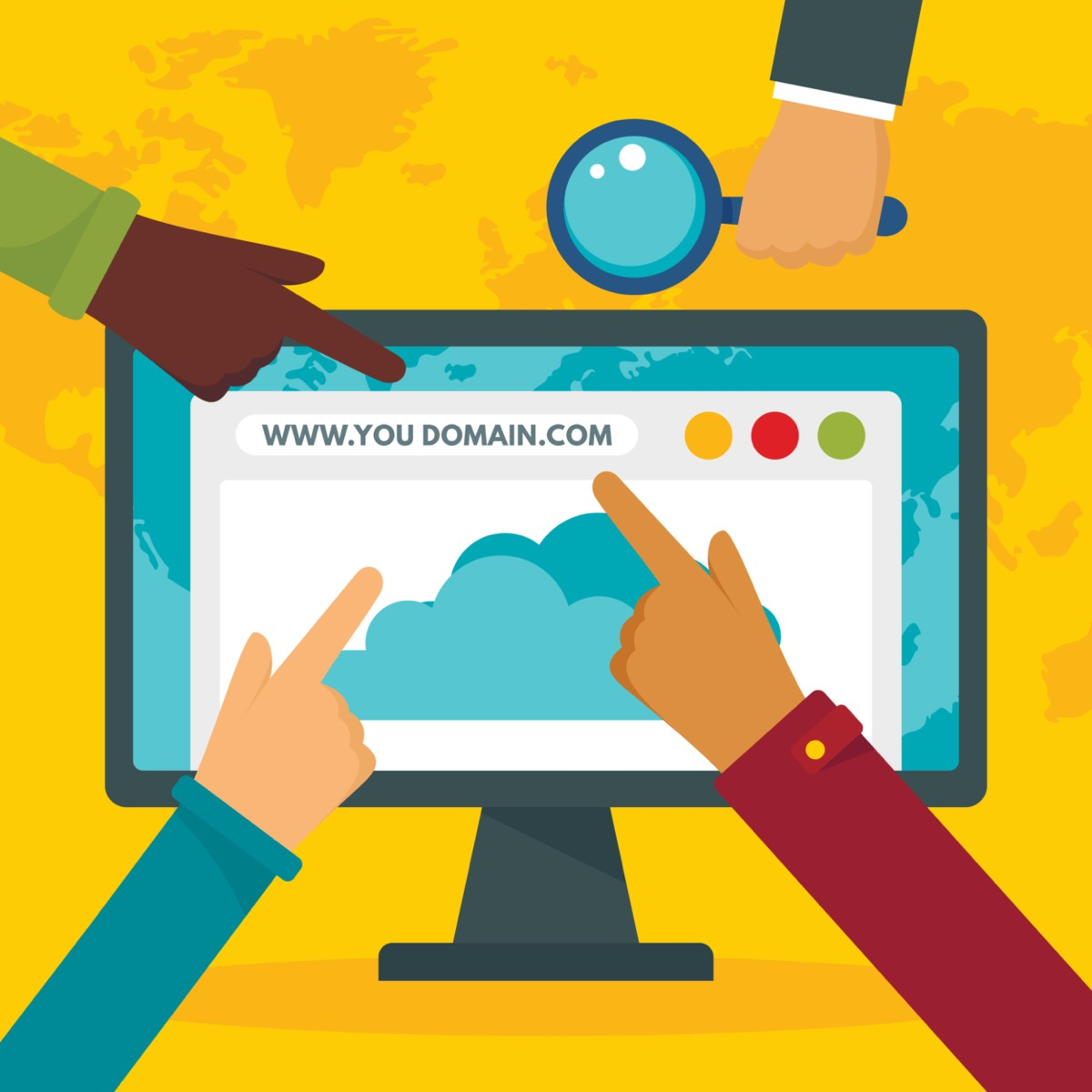 Should You Use Your Own Name as Domain Name? Pros and Cons