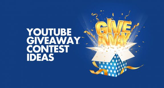 YouTube Giveaway Contest Ideas