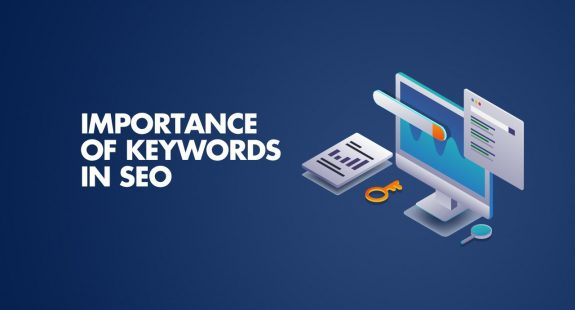 importance keywords in SEO