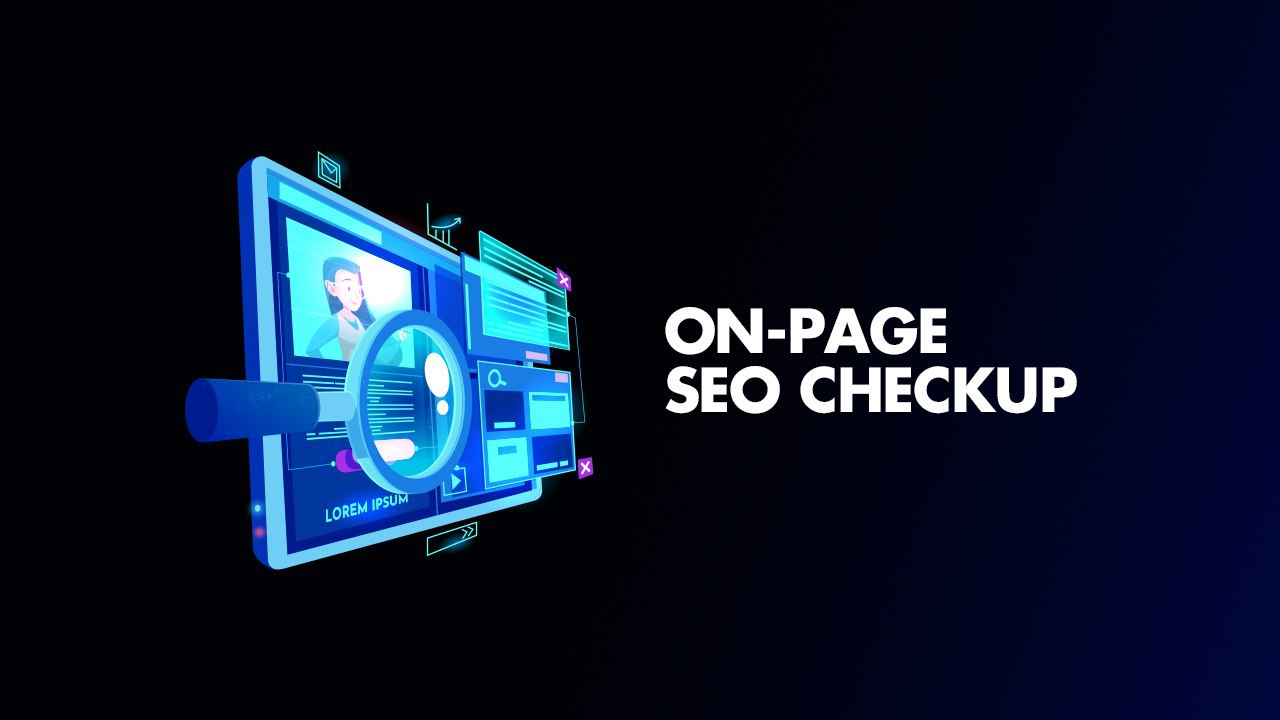 on-page seo checkup