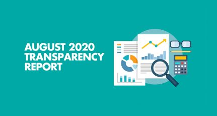 ShoutMeLoud August 2020 Transparency Report – ShoutUniversity, National TV Coverage & More