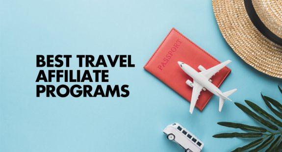 Best Travel Affiliate Programs