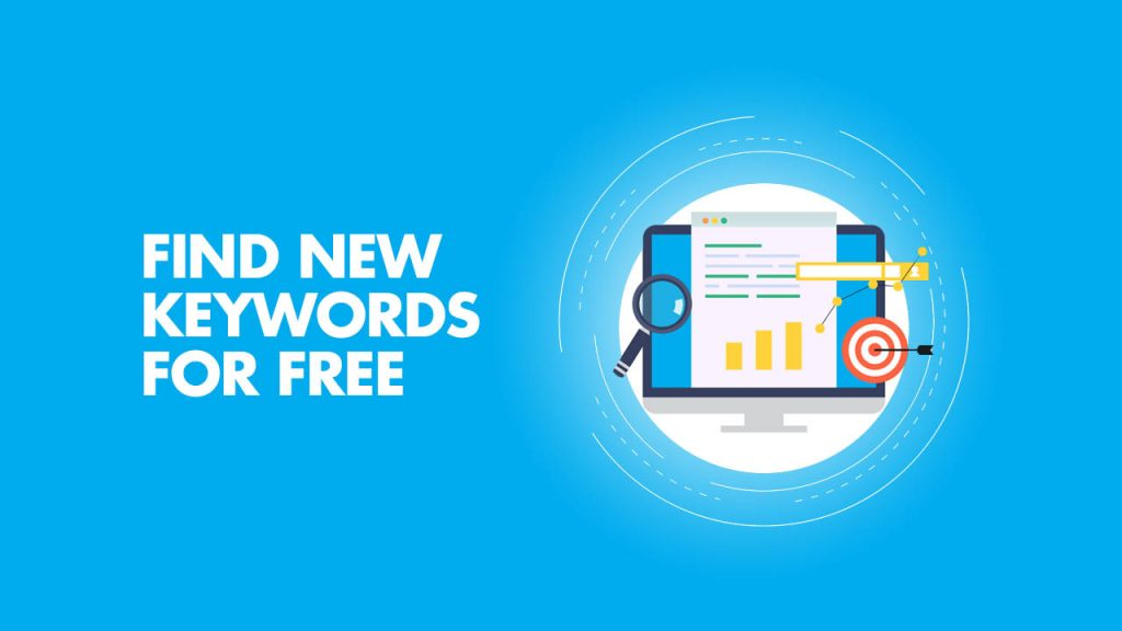 Find New Keywords For Free