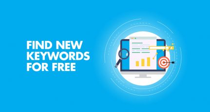 5 Ways to find new SEO keywords Without paying