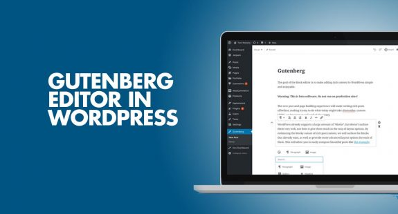 Gutenberg Editor in WordPress