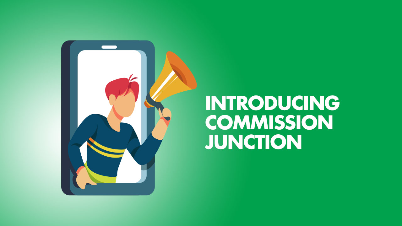 Introducing Commission Junction