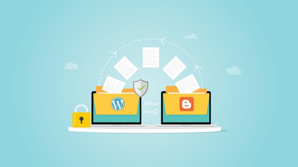 Migrate from BlogSpot to WordPress