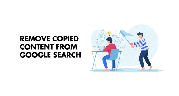 Remove Copied Content From Google Search
